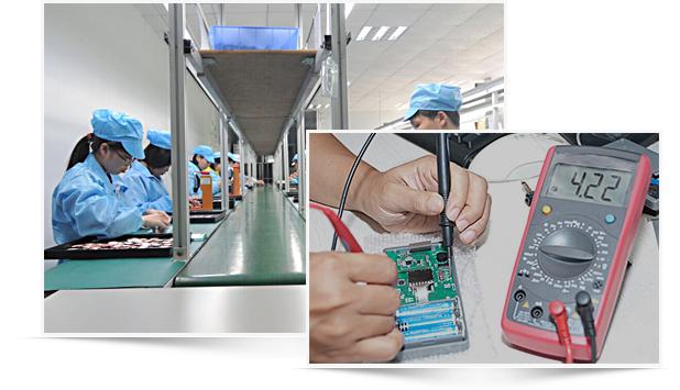 插件焊接生产线